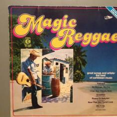 MAGIC REGGAE - VARIOUS ARTISTS (1979/CBS REC/RFG) - Vinil/Analog/Vinyl - Muzica Reggae