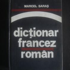 MARCEL SARAS - DICTIONAR FRANCEZ ROMAN Altele