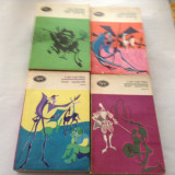 DON QUIJOTE Cervantes 4 volume,RF9/1