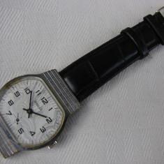 Ceas rusesc de mana mecanic functional marca Pobeda - Ceas de mana