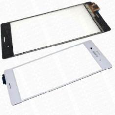 Touchscreen Sony Xperia Z3 D6603 D6643 D6653 alb - Touchscreen telefon mobil