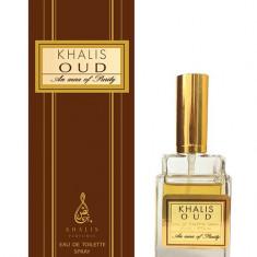 KHALIS OUD PARFUM ARABESC UNISEX, 30 ML - Parfum unisex, Apa de parfum