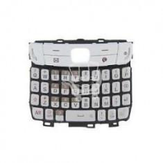 Tastatura Samsung Ch@t S3570 alba