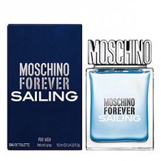 Moschino Forever Sailing EDT 100 ml pentru barbati - Parfum barbati Moschino, Apa de toaleta