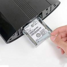 HDD 750GB PS3 superslim Playstation 3 + tavita, rack