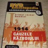 12 DVD-uri din colectia Razboaiele mondiale - Film serial Altele, Razboi, Romana