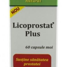 Licoprostat Plus 60cps, HOFIGAL - Produs tratarea prostatei