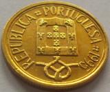 Moneda 1 Escudo - PORTUGALIA, anul 1995 *cod 4849 a.UNC, Europa