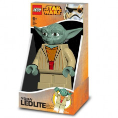 Lampa de veghe LEGO Star Wars Yoda (LGL-TOB6T) - Lampa veghe copii