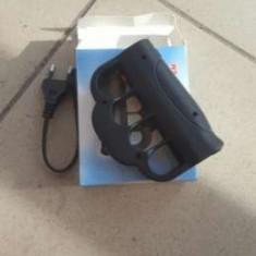 Pumnal box cu electroșoc și lanterna