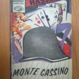 W3 Monte Cassino - Sven Hassel - Carte de aventura