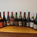 Vand Vin Vintage De Colectie - Vinde Colectie, Aroma: Demi-sec, Sortiment: Rosu, Zona: Europa