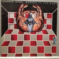 GEORGE DUKE - MASTER OF THE GAME(1979/CBS/RFG) - Vinil/Analog/JAZZ/IMPECABIL(NM) - Muzica Jazz Columbia