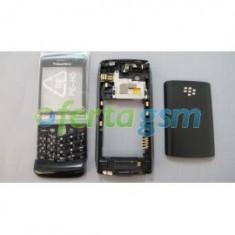 Carcasa completa BlackBerry 9100 Pearl black
