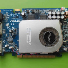Placa Video Asus 7600GT 256MB GDDR3 128biti PCI Express - Placa video PC Asus, nVidia