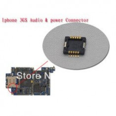 FPC Connector Audio iPhone 3gs Apple