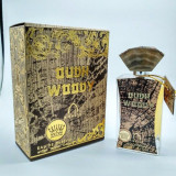 OUDH WOODY PARFUM ARABESC UNISEX, 100 ml