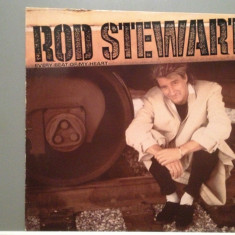 ROD STEWART - EVERY BEAT OF MY HEART (1988/WARNER REC/West Germany) - VINIL - Muzica Pop