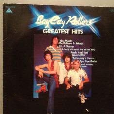BAY CITY ROLLERS - GREATEST HITS(1977/ ARISTA REC/RFG) - Vinil/Analog/Impecabil - Muzica Rock
