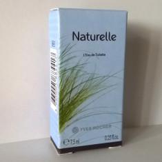 Apă de toaletă  Naturelle, editie de calatorie, 7,5 ml, Yves Rocher