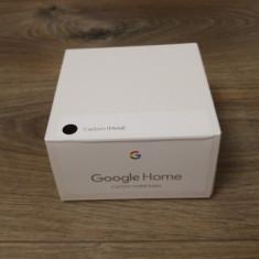 Baza neagra originala de metal pentru Google Home