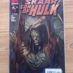 Skaar son of Hulk # 4 - Marvel Comics - Reviste benzi desenate