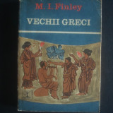 M. I. FINLEY - VECHII GRECI - Istorie
