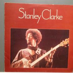 STANLEY CLARKE - STANLEY CLARKE (1974/ATLANTIC REC/RFG) - Vinil/Analog/Impecabil, warner
