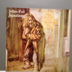 JETHRO TULL - AQUALUNG (1971/CHRYSALIS REC/RFG) - Vinil/Analog/Impecabil (M-) - Muzica Rock emi records
