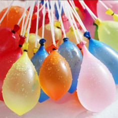 Baloane cu apa automate / bataie cu apa / water bombs - set 111 baloane sigilate