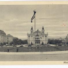 1800 - CLUJ, Theatre - old postcard, CENSOR - used - 1916 - Carte Postala Transilvania 1904-1918, Circulata, Printata