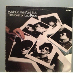 LOU REED (ex VELVET UNDERGROUND) -BEST OF(1976/RCA/RFG) - Vinil/Analog/IMPECABIL - Muzica Rock rca records