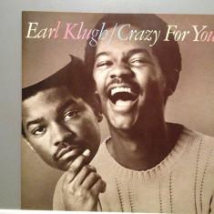 EARL KLUGH - CRAZY FOR YOU(1981/EMI /HOLLAND) - Vinil/Analog/JAZZ/IMPECABIL(NM) - Muzica Jazz emi records