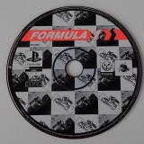 CD DVD Joc original Sony Playstation One PS1 Auto Formula 1 PAL impecabil, Multiplayer, Simulatoare, Toate varstele