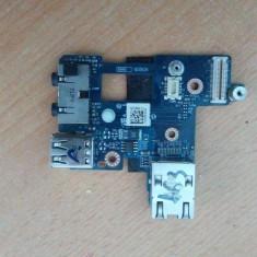 MODUL USB si mufe placa Audio sunet usburi Dell Latitude E6400 f553c a00