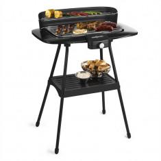 ONECONCEPT Satansbraten XXL, 2200 W, grill electric, grătar cu picioare, grătar de masă - Gratar Gradina