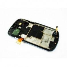 Display touchscreen lcd Samsung Galaxy S3 Mini i8190 alb Swap