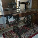 Masina de cusut Singer fabricata in 1925 - functionala