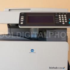 Copiator laser color Konica Minolta C250 (impecabil) - Copiator Color, Copiatoare laser