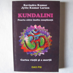 Kundalini, poarta catre inalta constienta, Ravindra Kumar, Dao Psi, 2006 - Carte ezoterism