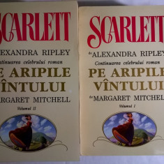 Alexandra Ripley – Scarlett {2 volume} - Roman dragoste