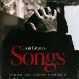 John Greaves - Songs ( 1 CD ) - Muzica Folk