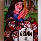 Fratii Grimm - Alba ca zapada - Carte de povesti