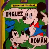 Manual ilustrat englez-roman - Carte de povesti