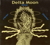 DELTA MOON - CLEAR BLUE FLAME, 2007