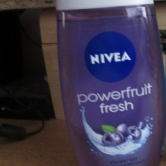 Nivea gel de dus Powerfruit Fresh