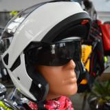 Casca moto rabatabila Ispido Hybrid, 2XL, L, M, XL, XS, Flip-up