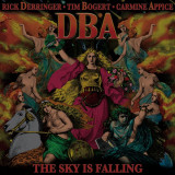 DBA (DERRINGER, BOGERT & APPICE) - THE SKY IS FALLING, 2009, CD