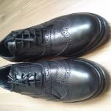 Pantofi oxford piele office