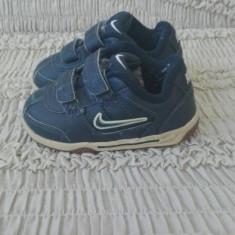 Adidasi nike - Adidasi copii Nike, Marime: 22, Culoare: Albastru